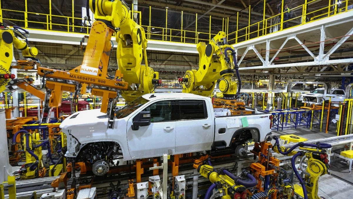GM to restart some production, but keep other plants idle amid chip shortage