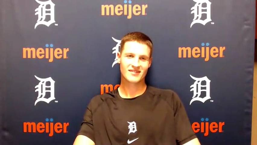 Why Detroit Tigers' Matt Manning is 'fighting for my life' after getting called up