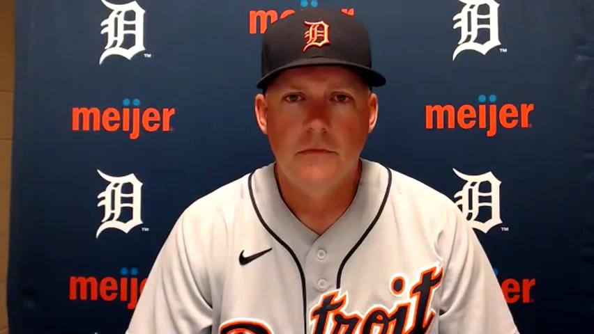 Detroit Tigers' Matthew Boyd, Alex Lange injury updates after 10-3 win from AJ Hinch