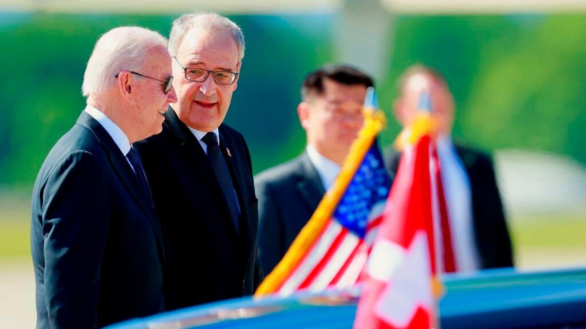 Buoyed by allied summits, Biden ready to take on Putin 3