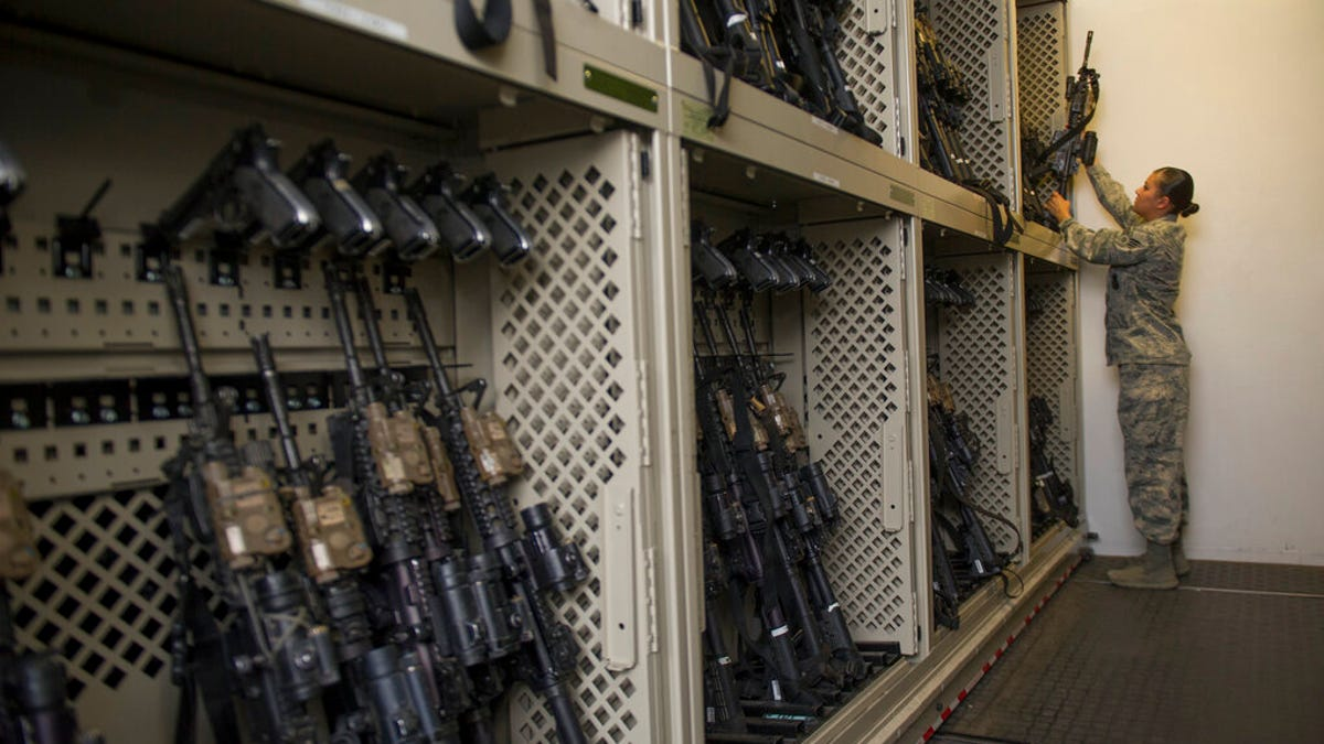 Stolen Army assault rifles keep showing up in California 3