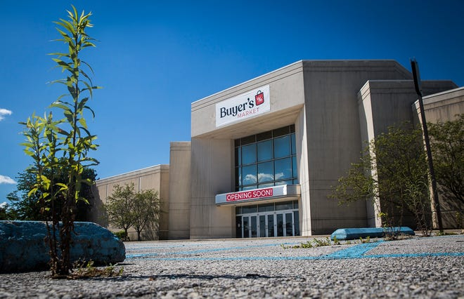 Buyer's Market is scheduled to open Friday, June 18, in the former Macy's at Muncie Mall.