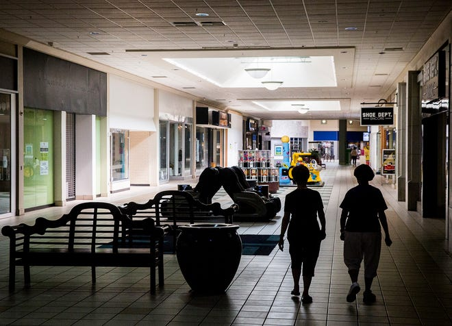 Washington Prime Group, the owner of the Muncie Mall, filed for bankruptcy June 14, 2021.
