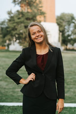 Taylor Lock will assume the role of Communications and Membership Outreach Intern.