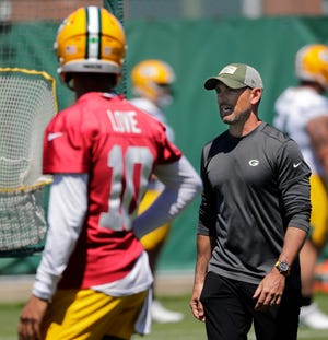 Green Bay Packers head coach Matt LaFleur isn't going to adjust his plan for training camp based on the availability of reigning NFL MVP Aaron Rodgers.