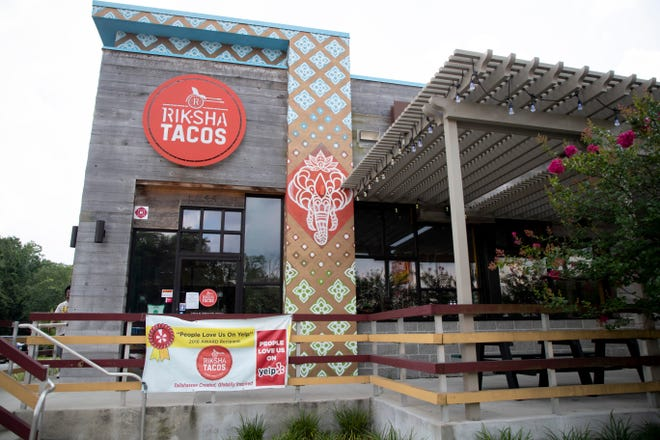 RikSha Tacos, photographed Tuesday, June 15, 2021, has closed.