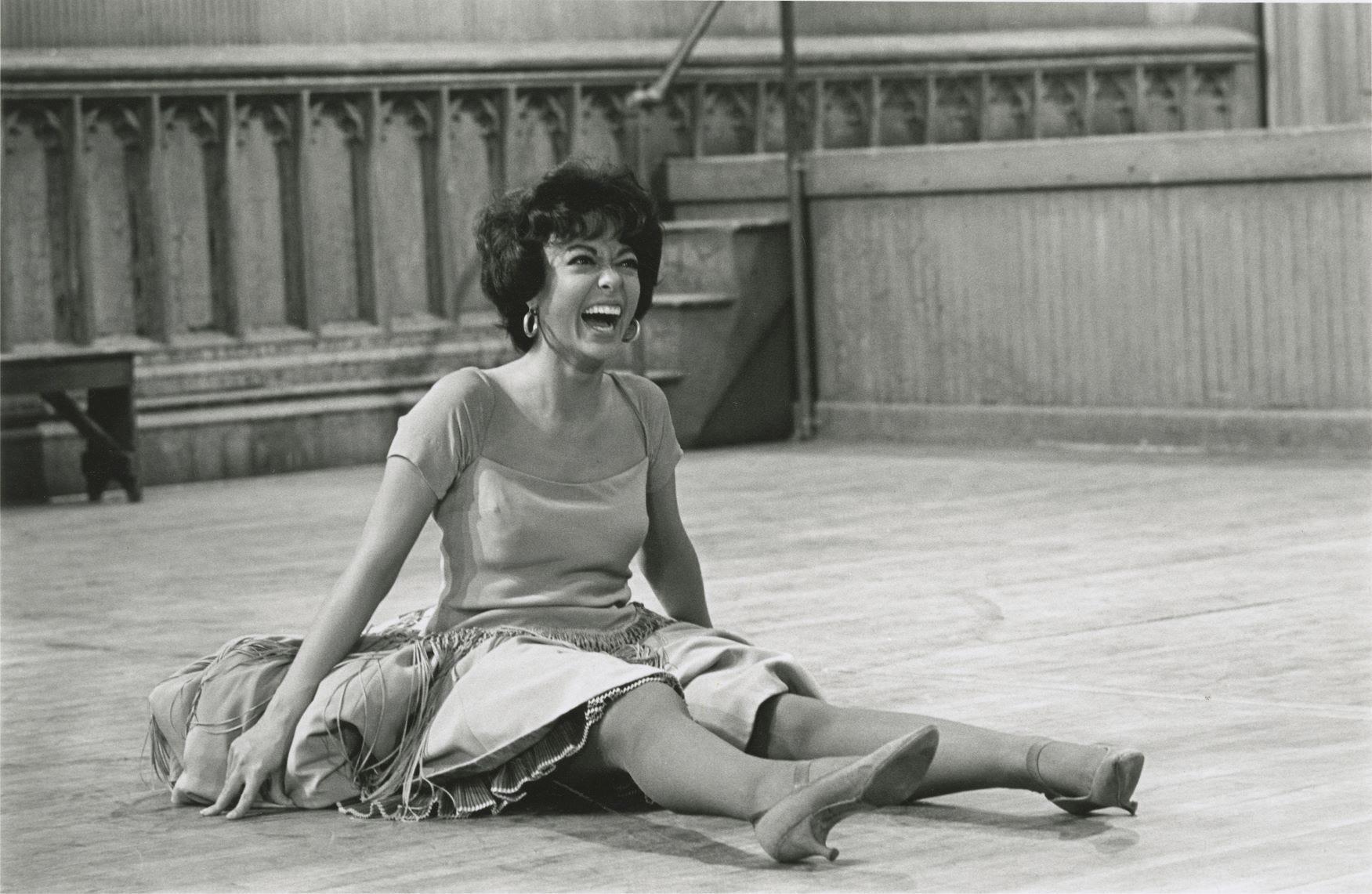 Rita Moreno pushed back against dark makeup in original 'West Side Story': 'I'm not that color'