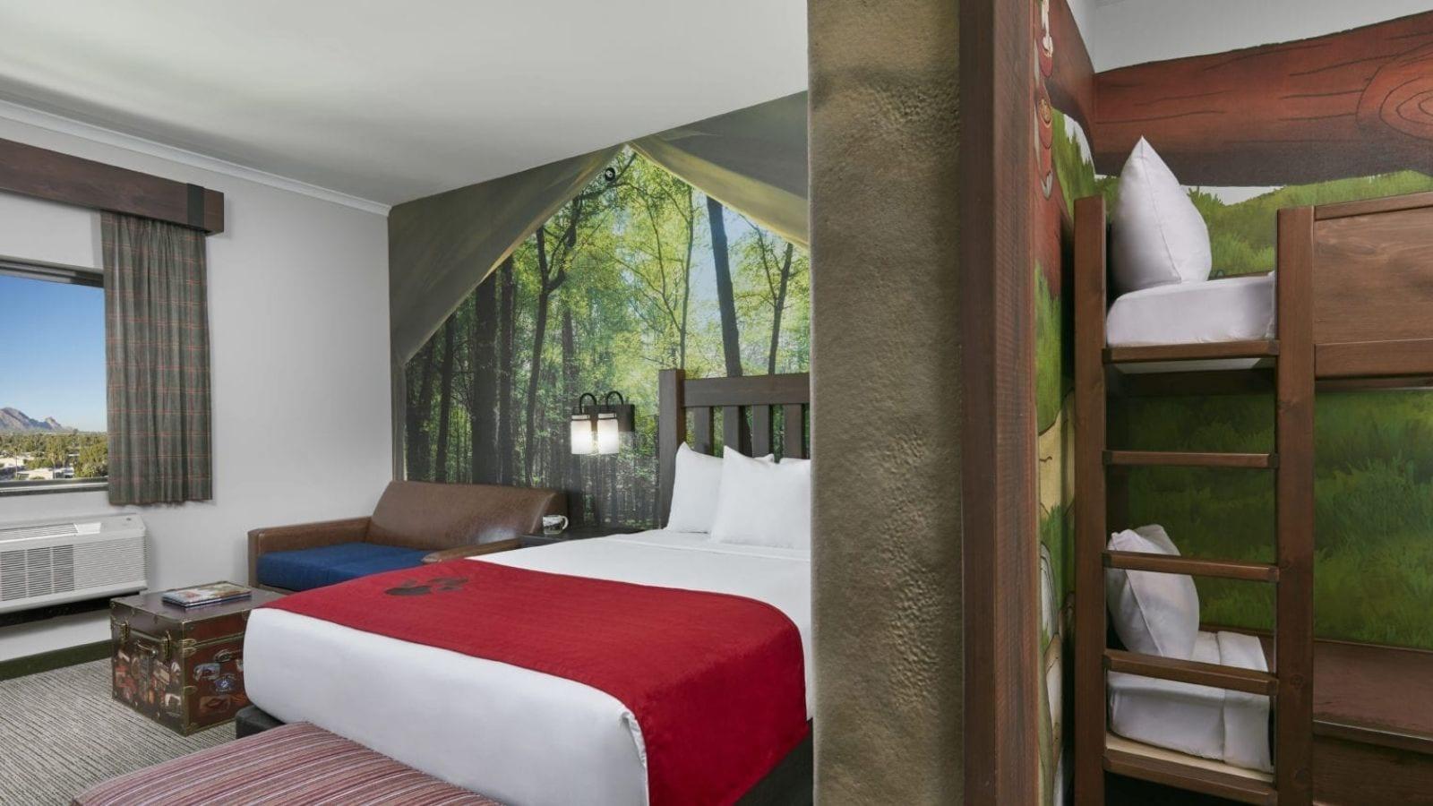 17 delightful kid-themed hotel rooms dedicated to 'Eloise,' 'SpongeBob,' 'Legos, more