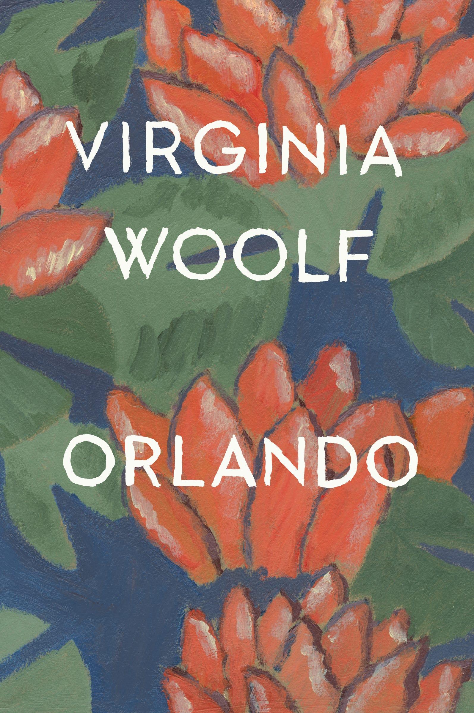 """Orlando,"" by Virginia Woolf"