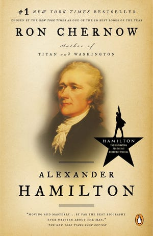 'Alexander Hamilton' by Ron Chernow