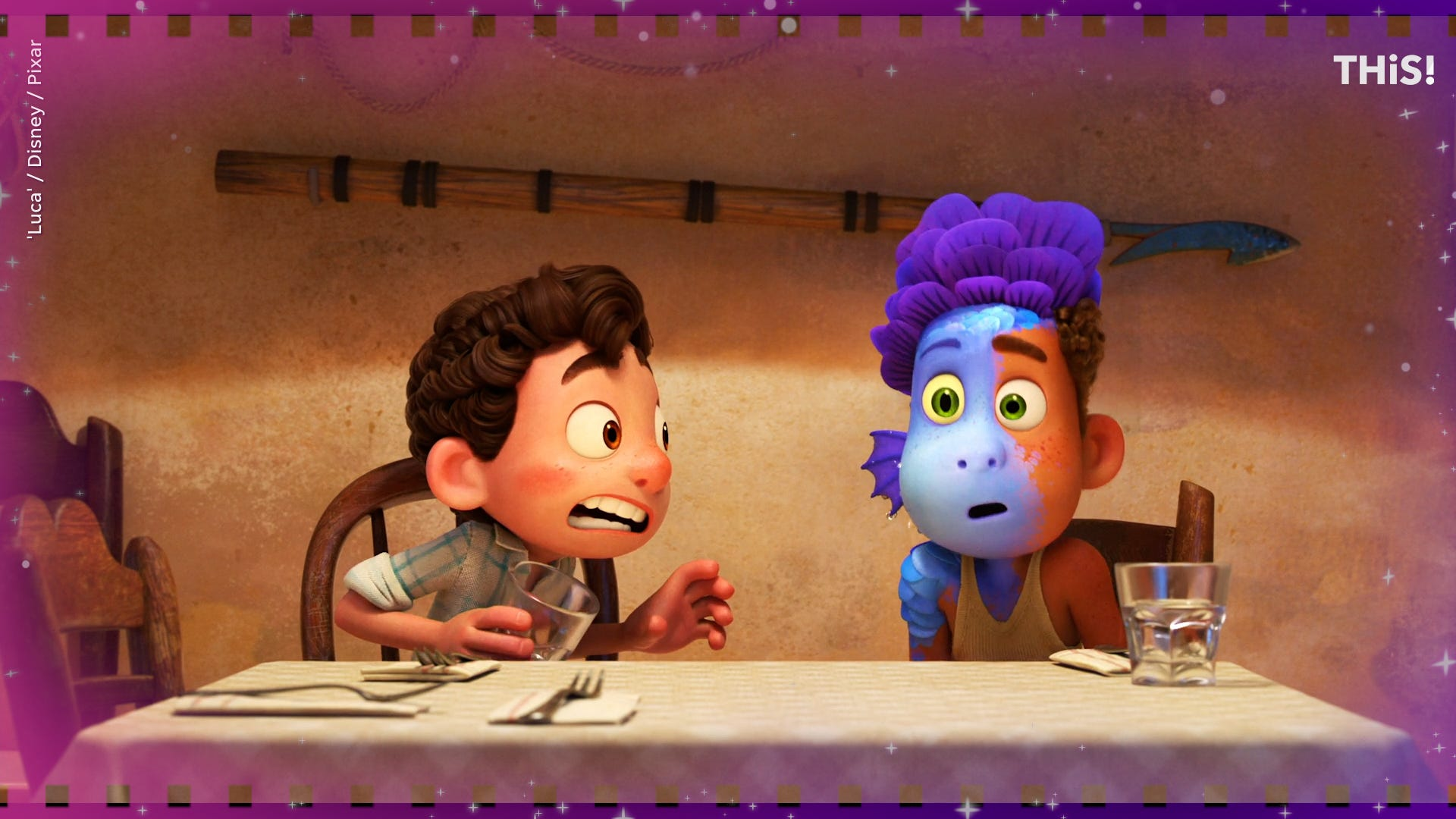 Trailer Tuesdays: 'Luca' and the coolest kid characters from past Pixar films