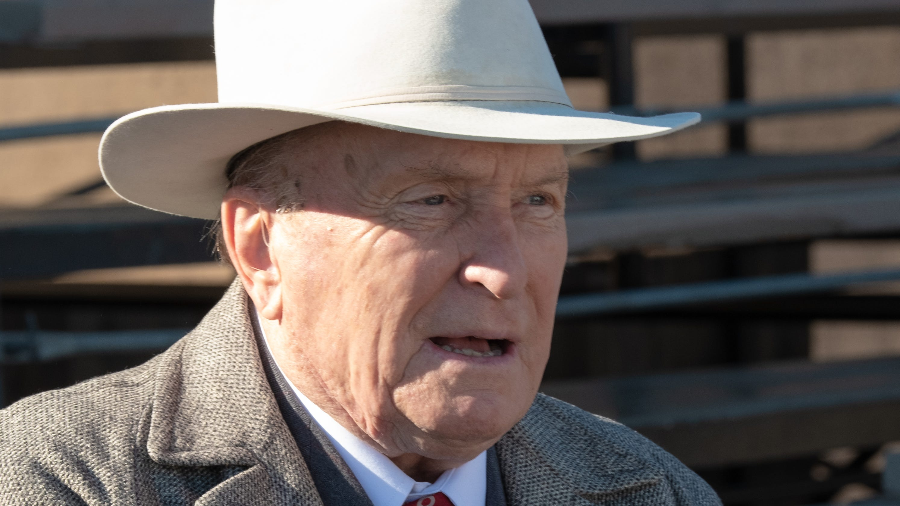 Robert Duvall on '12 Mighty Orphans,' his proudest performance and the major role he turned down