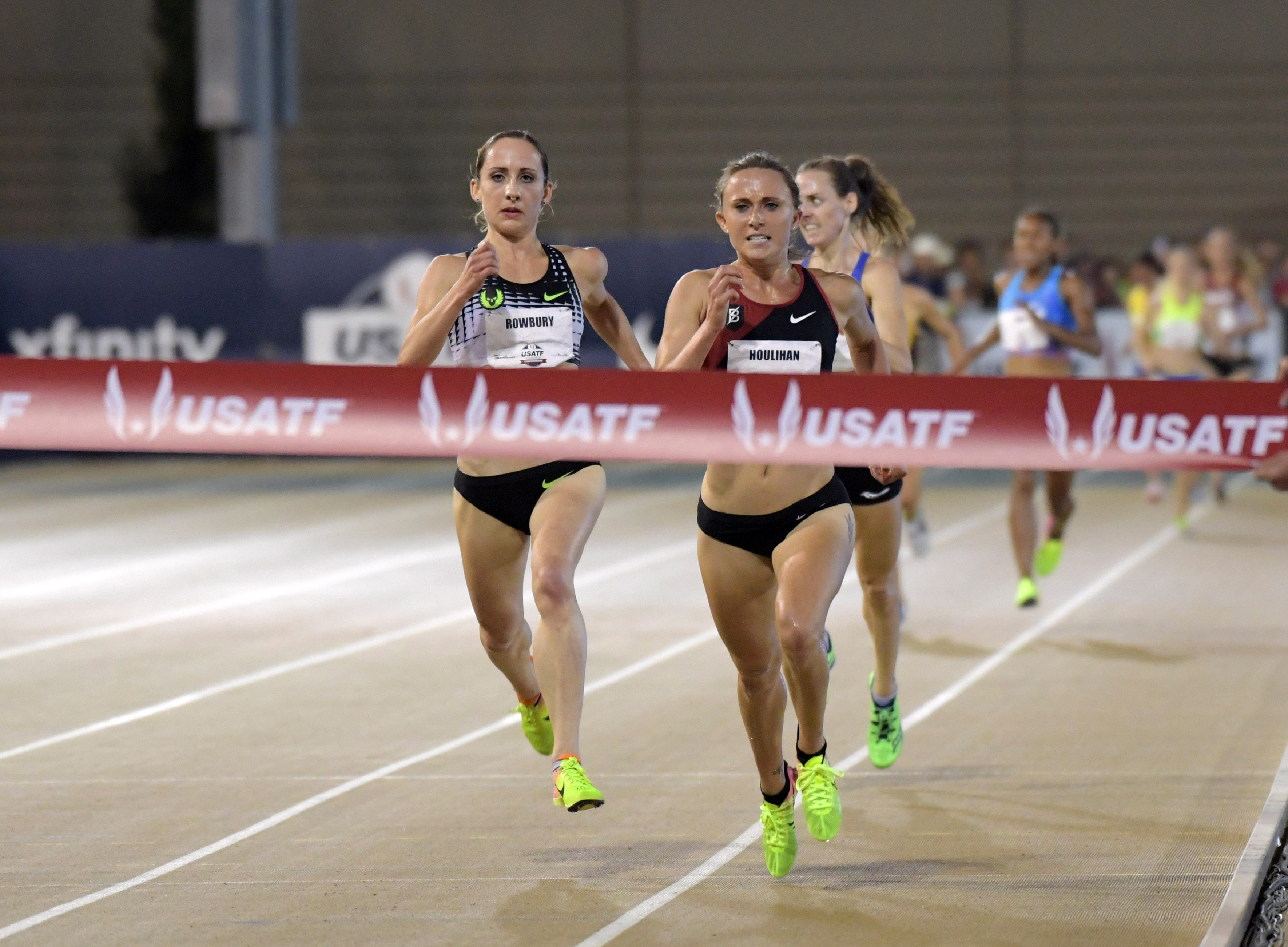 Record-setting American middle distance runner Shelby Houlihan tests positive for anabolic steroid