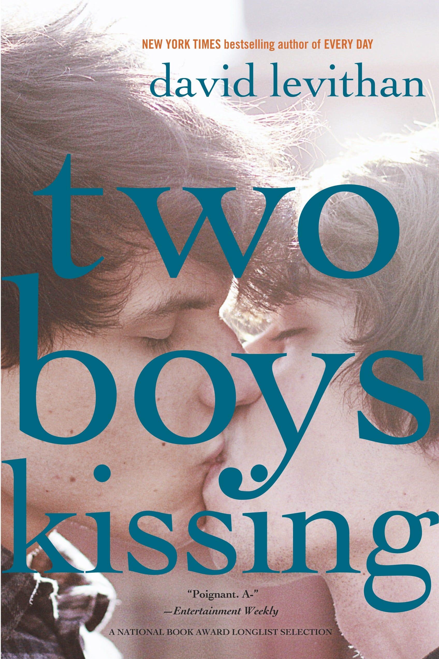 """Two Boys Kissing,"" by David Levithan"