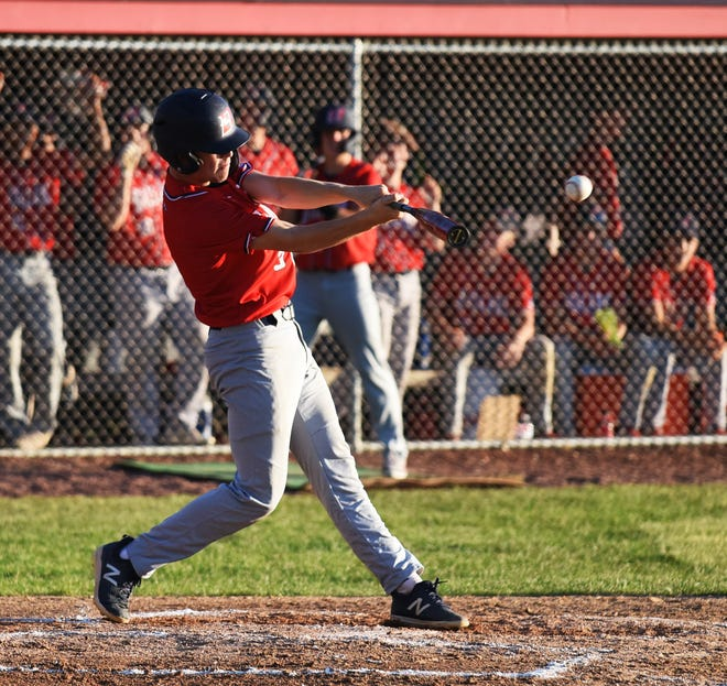 Connor Finch has had a breakout senior season for the Ballard baseball team so far in 2021. Finch is hitting .442 with 25 runs and 15 RBIs for the No. 4 (3A) Bombers.