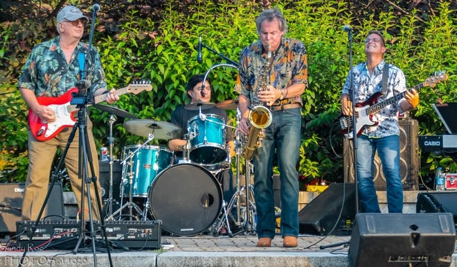 """The second """"Concert on the Courthouse Lawn"""" features Joe Whiting and his Band next Wednesday night, June 30, beginning at 6:30 p.m. in Penn Yan at the corner of Court and Main streets."""