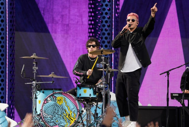 Twenty One Pilots will perform at Nationwide Arena on Oct. 27, 29 and 30.