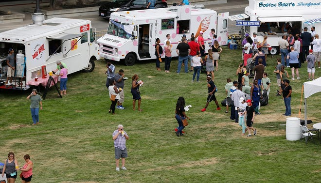The Columbus Food Truck Festival is set for Aug. 21-22 at the Franklin County Fairgrounds.