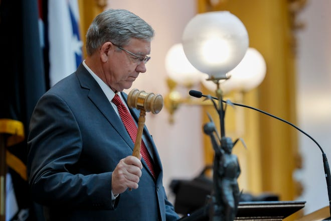 The Ohio General Assembly voted Monday on a compromise two-year state budget plan that includes an income tax cut and a new school funding formula.