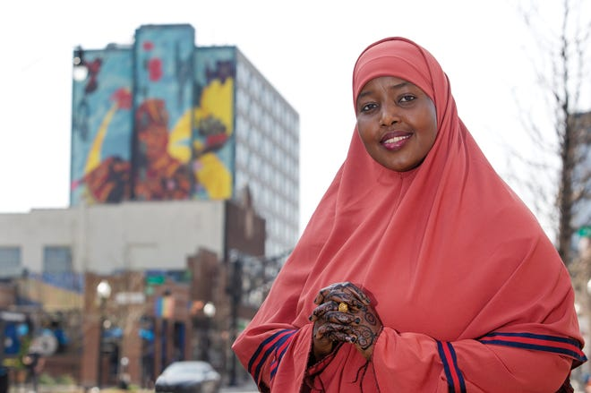 Hodan Mohammed, founder of Our Helpers
