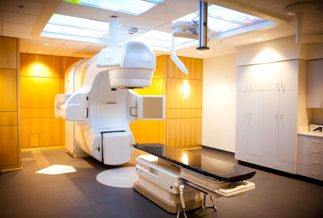 Thibodaux Regional's Cancer Center in Radiation Oncology.