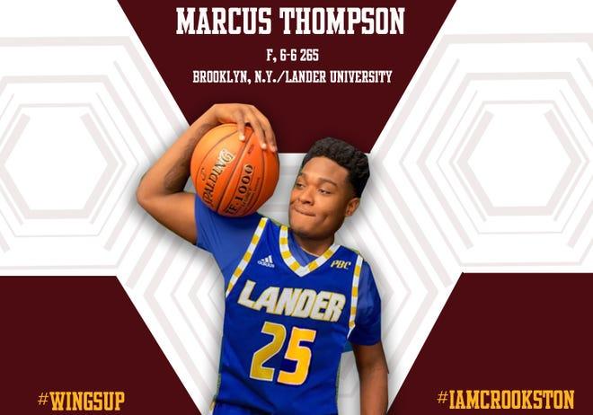 Marcus Thompson