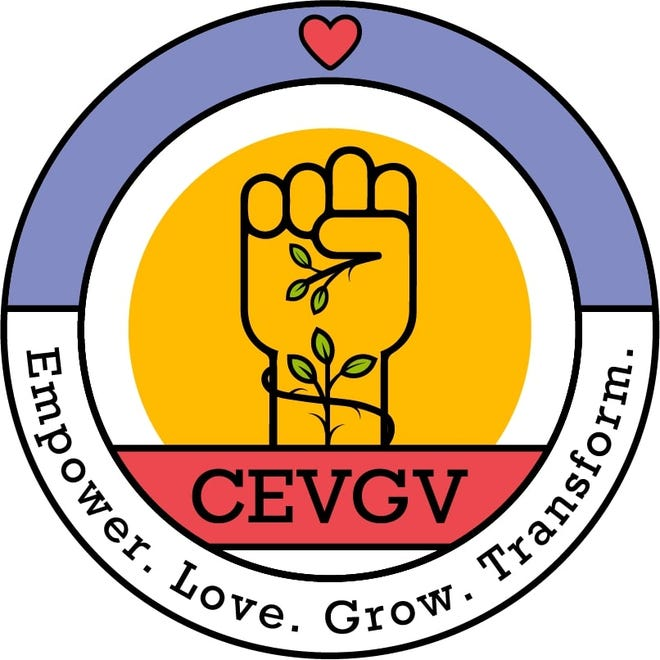 A new logo has been designed for the Center for Empowering Victims of Gender-based Violence.