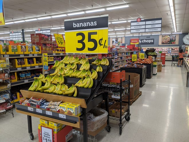 Save a Lot in Holland has recently been remodeled. Customers will notice a brighter storefront with new decor, shorter aisles, updated dairy and meat cases and new exterior paint and signage.