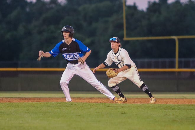 The East Bladen baseball team, which beat Croatan in the first round of the NCHSAA 2-A state playoffs, will play Randleman for a spot in the state championship series.