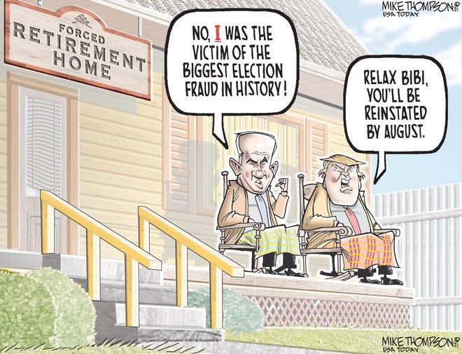 Today's editorial cartoon (June 17, 2021)