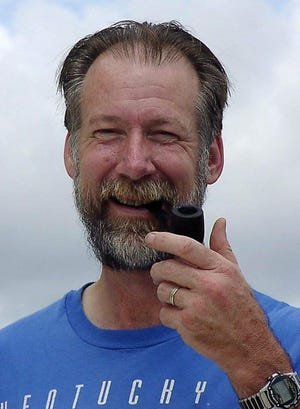 Former Linden Elementary School teacher David Neidig.