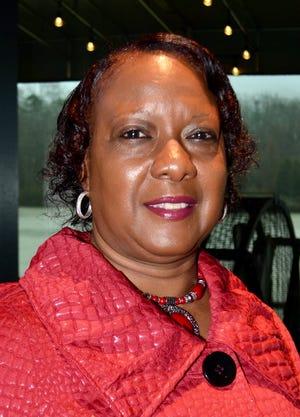 Deloris Collins, president of the Oak Ridge - Anderson County NAACP Branch.