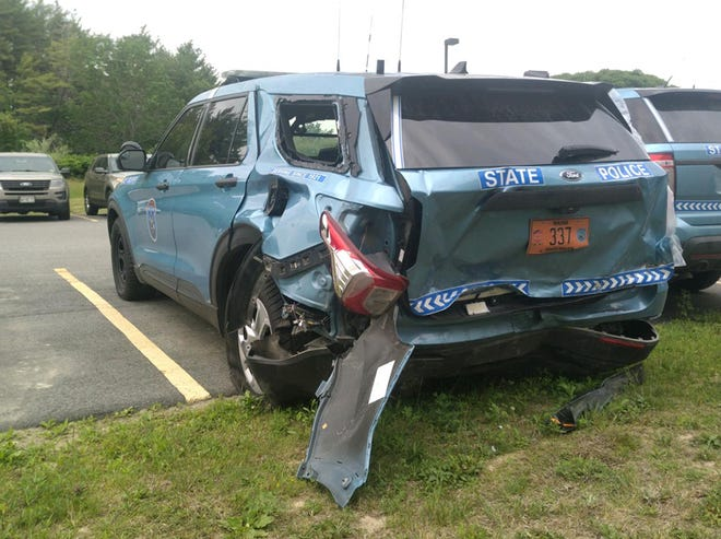 Maine's Emergency Responders see increase in drivers failing to 'Move Over' and it is putting their lives at risk