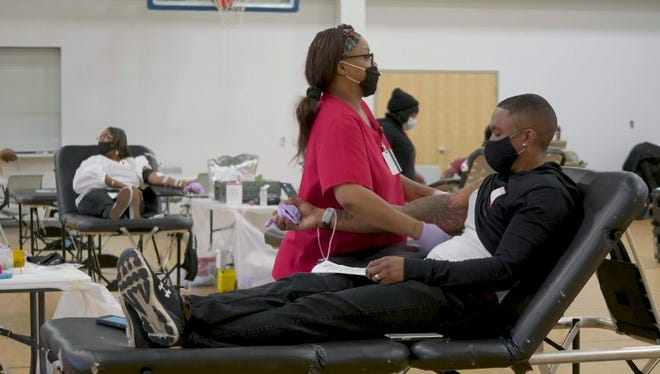 The blood supply in North Carolina is critically low, and the American Red Cross is urging people to donate.