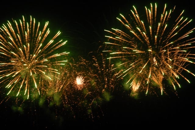 The fireworks will be back at Boettler Park for the city of Green's annual FreedomFest on June 26.