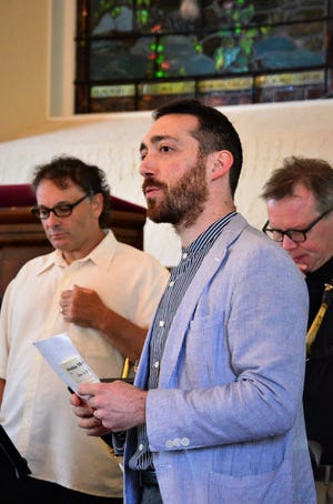 """Andrew Arceci, founder of the Winchendon Music Festival, says the uncertainty around COVID has forced them to postpone this year's event. """"Postponing WMF for another year was a difficult decision, but we plan to offer several virtual programs over the next several months. WMF will return with live music once we can guarantee a safe return,"""" he said."""
