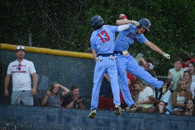 Terry Sanford's baseball team won its eighth league title since 2012 this past season.