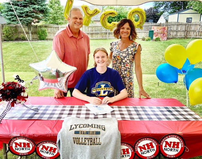 Camryn Quelet commits to Lycoming College.