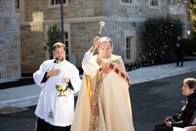 Archbishop Dennis M. Schnurr. Provided
