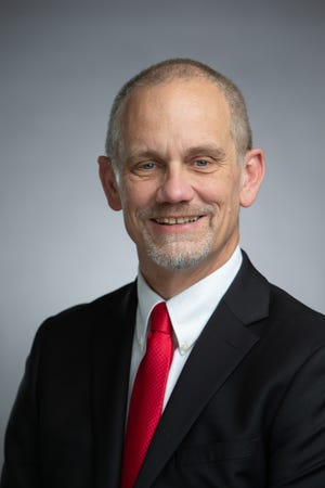 Valerio Ferme is the University of Cincinnati's new executive vice president for academic affairs and provost.
