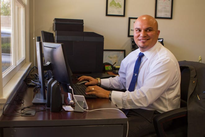 In his new role, Blas Villalobos will lead Centerstone's delivery of mental health and substance use disorder services to veterans, active duty military personnel and military families.