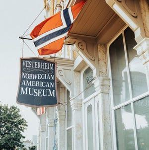 The Vesterheim National Norwegian-American Museum in Decorah.