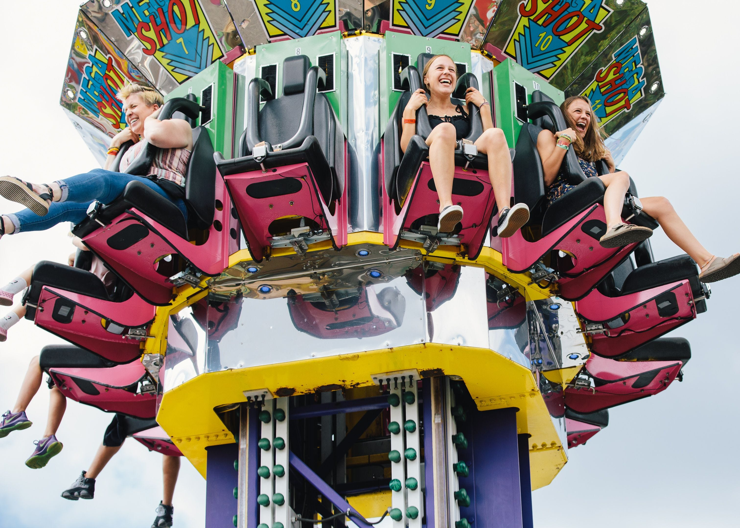 Rock  n  Rides hits Royal Oak with carnival, local music as fests kick back into action