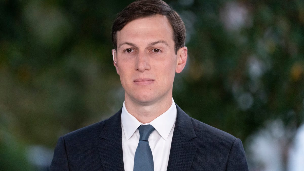 Jared Kushner has book deal, publication expected in 2022 1