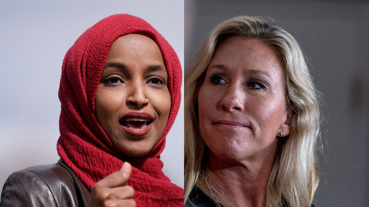 Dems, GOP edging away from fight over Reps. Greene, Omar 3