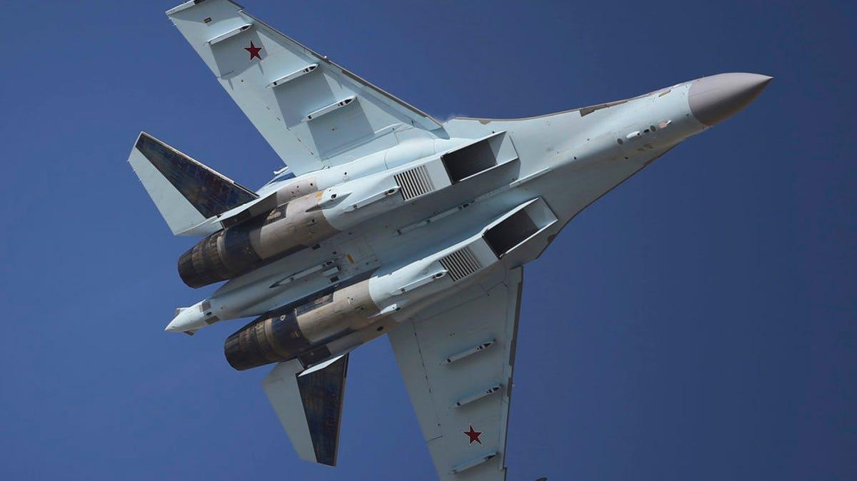 Estonia says Russian planes violate its air space, again 3
