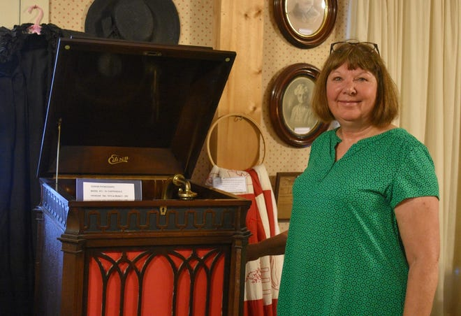 Brenda Stultz brings experience, creativity and a passion for local history to her new position as volunteer curator of Stemtown Historical Society Museum.