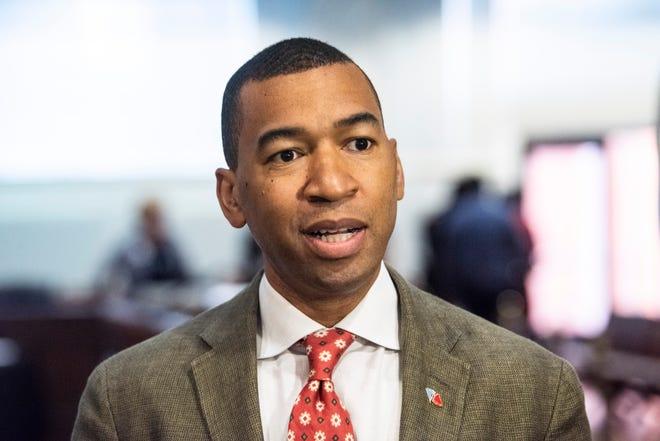 Montgomery Mayor Steven L. Reed