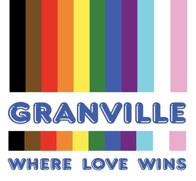 Granville Pride Poster