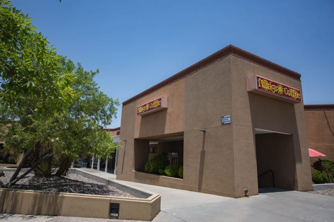 Milagro Caffee is pictured in Las Cruces on Wednesday, June 16, 2021.